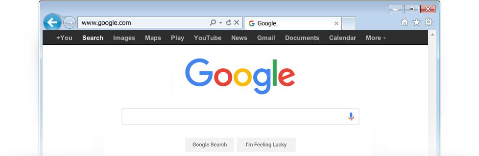 Définissez Google comme page daccueil - Google