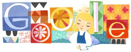 100ème anniversaire de Mary Blair