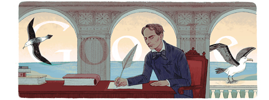 192ème anniversaire de Charles Baudelaire