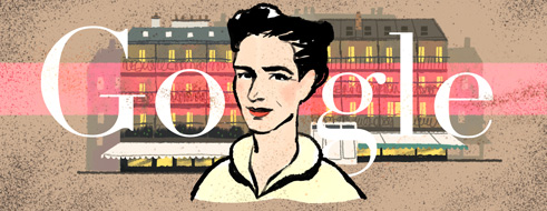 Il y a 106 ans naissait Simone de Beauvoir - Simone de Beauvoir's 106th Birthday : Selected Countries