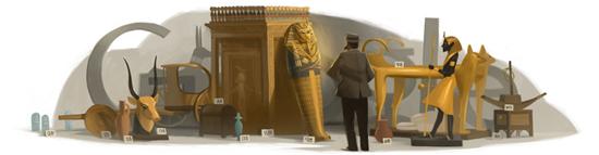 138ème anniversaire de Howard Carter
