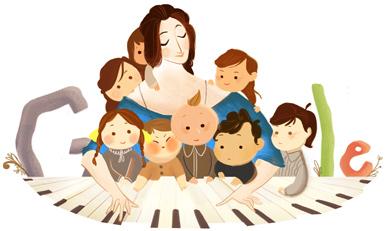 193ème anniversaire de Clara Schumann