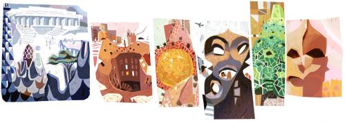 161ème anniversaire d'Antoni Gaudí