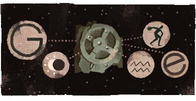 115e anniversaire de la découverte de la Machine d'Anticythère