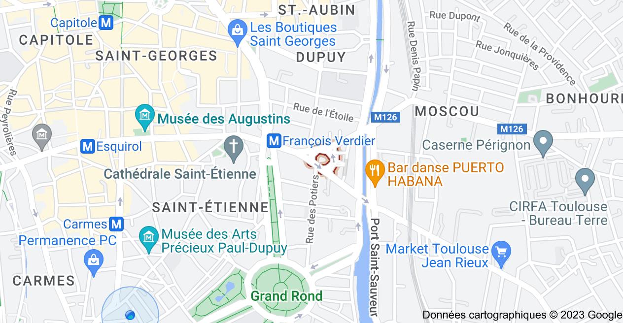 agence immobilière Place Dupuy Prix Toulouse