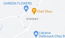 Stockay: carte