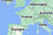 France: carte