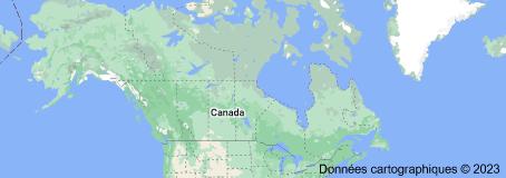 Canada: carte