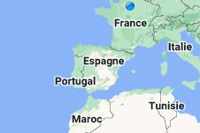 Espagne: carte