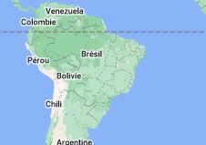 Brésil: carte
