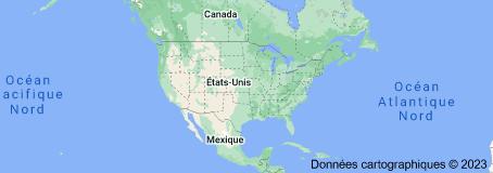États-Unis: carte