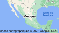 Mexique : carte