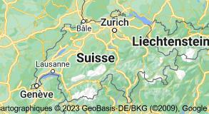 Suisse: carte