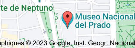 Musée du Prado: carte