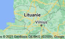 Lituanie: carte