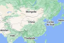 Chine: carte