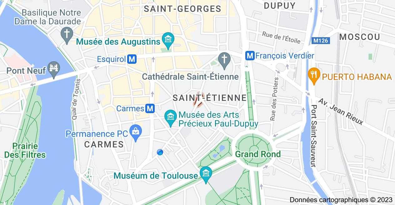 place Saintes-Scarbes