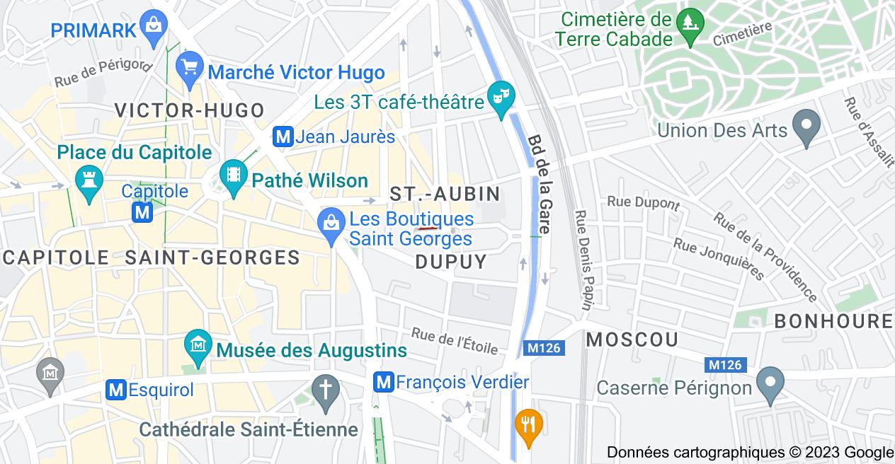 Place Saint-Aubin Toulouse Prix immobilier