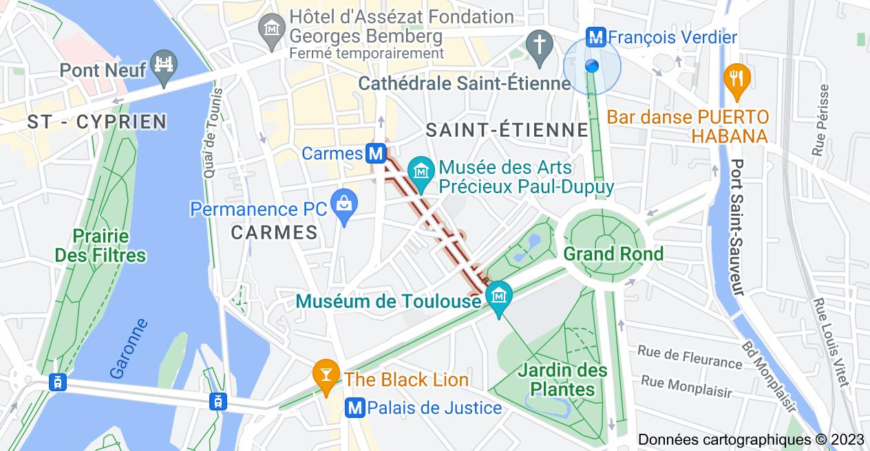 Boutiques Rue Ozenne Toulouse