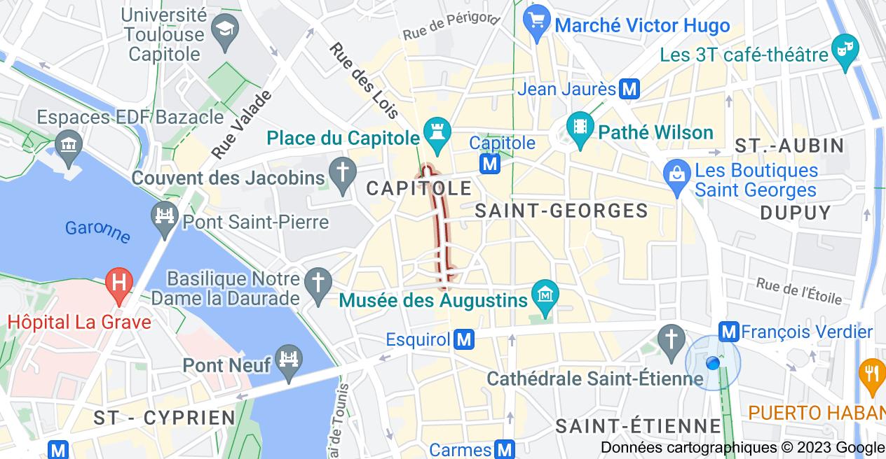 agence immobilière prestige Rue Saint-Rome